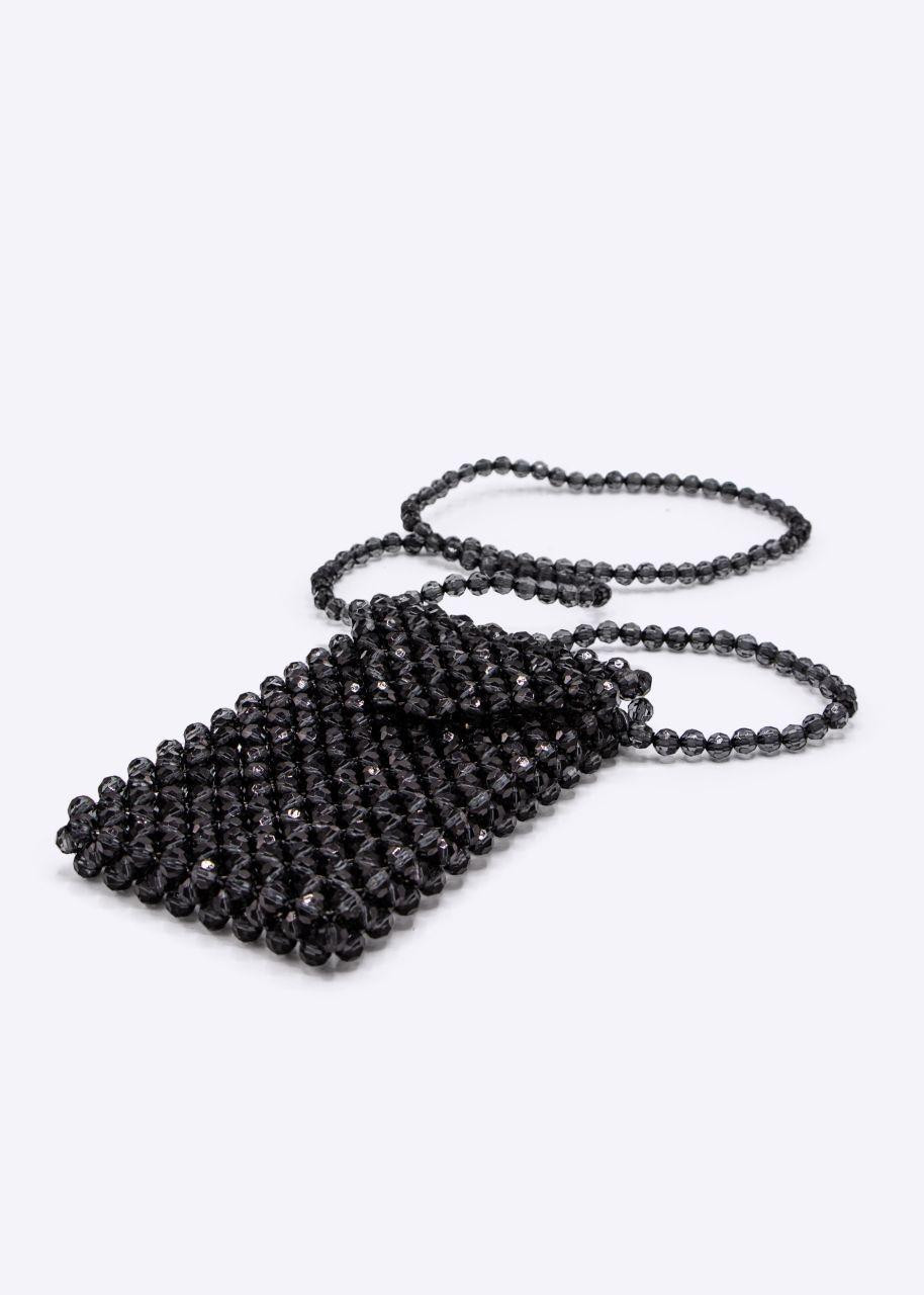 Bead bag, anthracite grey