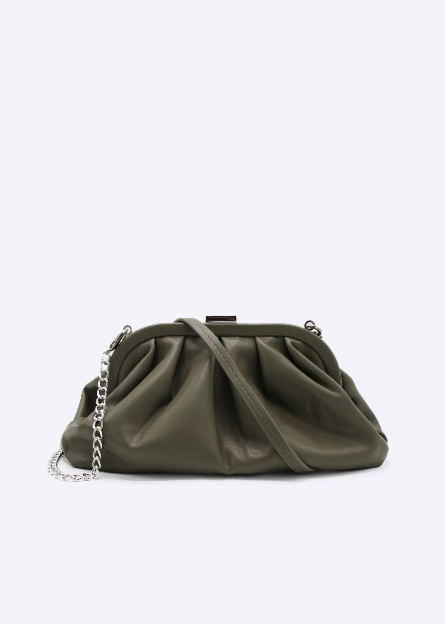 Medium sized Slouchy-Bag, olive
