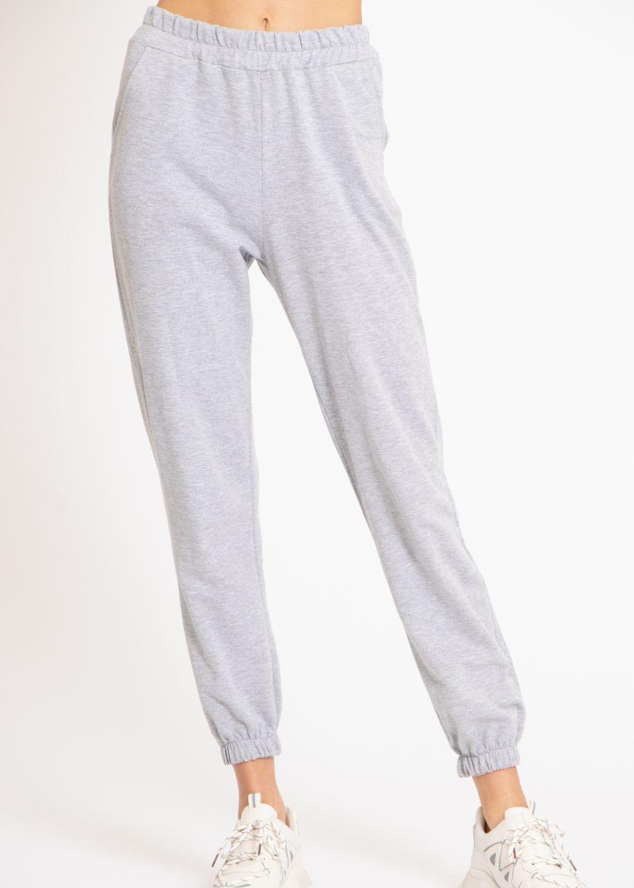 Lounge pants, grey