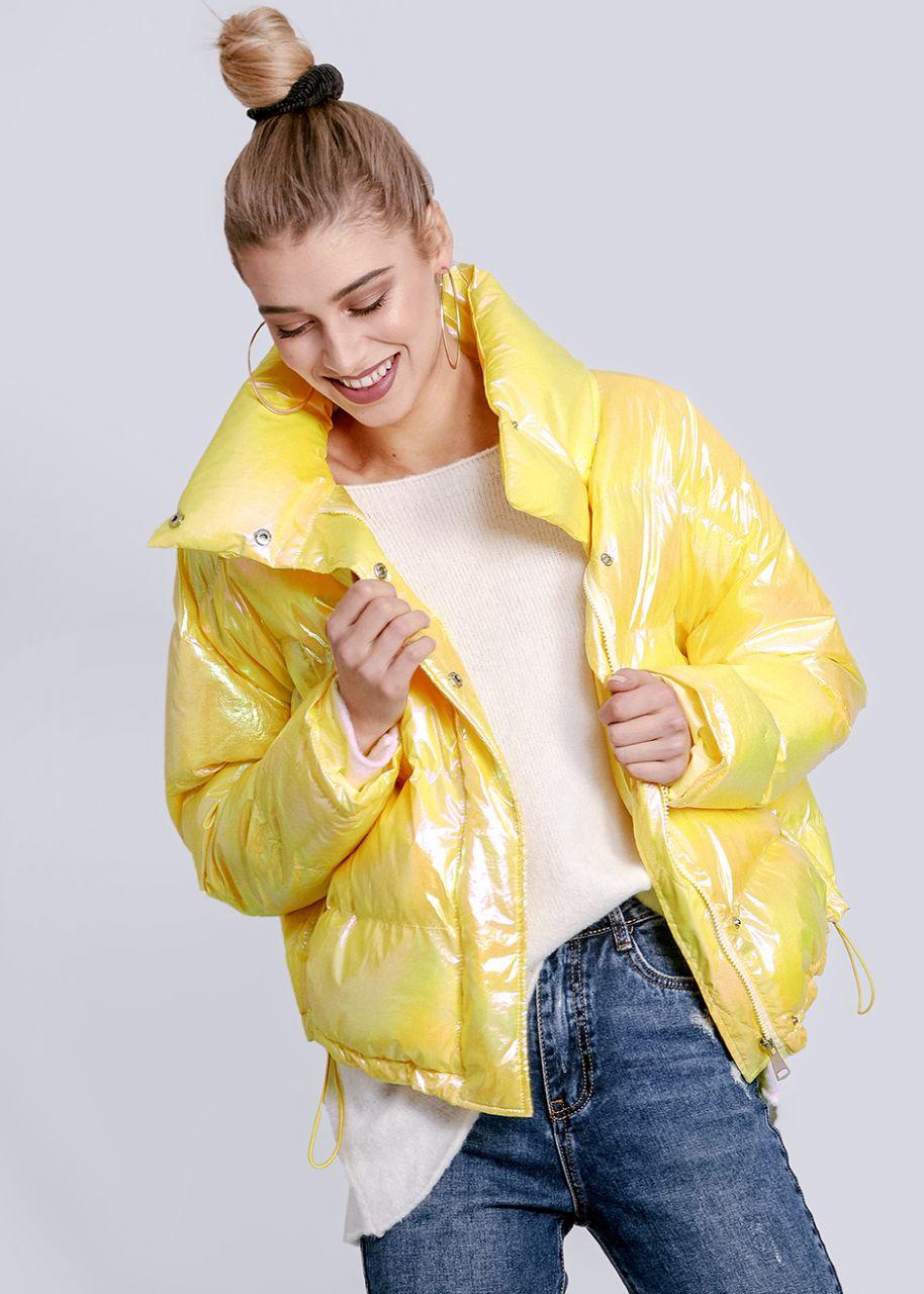 Buffer Jacket, yellow